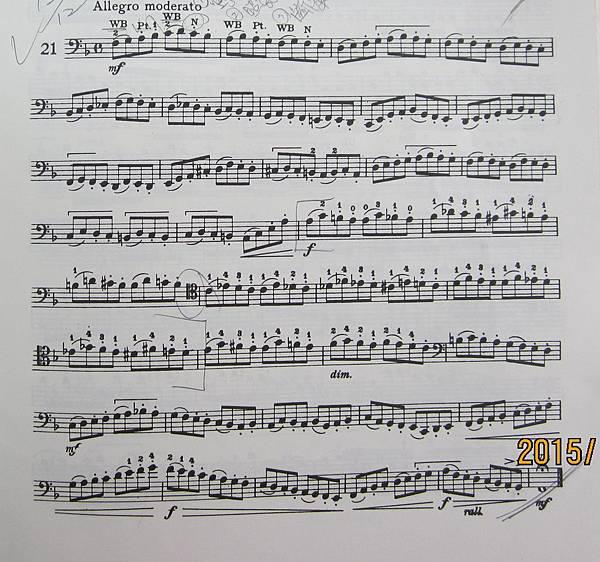 杜超威第21首練習曲