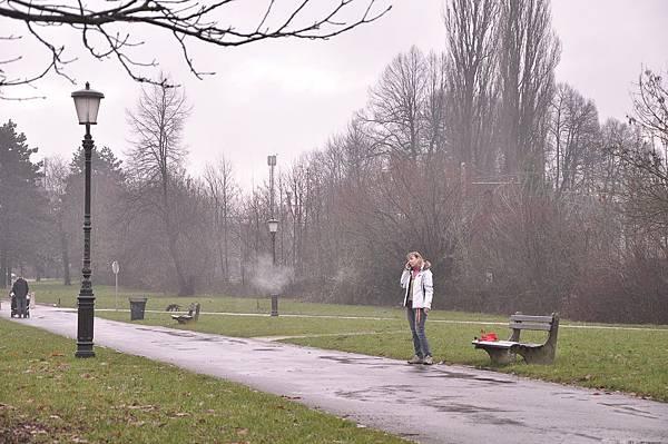 Tivoli Park抽煙