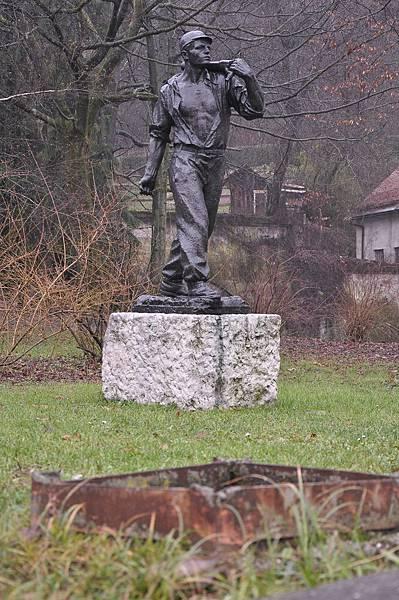Tivoli Park雕像