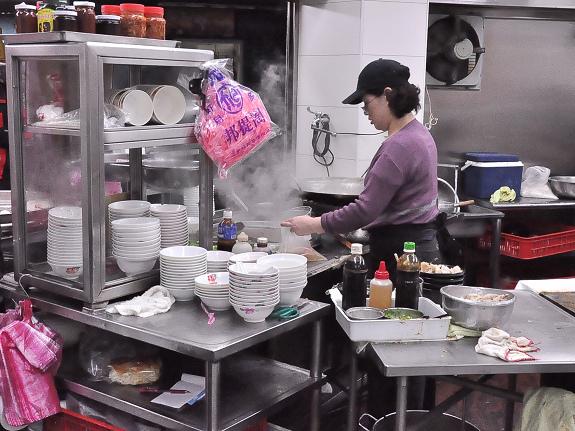 佳興烹調區