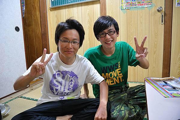 認識新朋友!熊井健(Ken Kumai)先生!