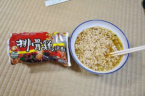 台灣泡麵,讚!