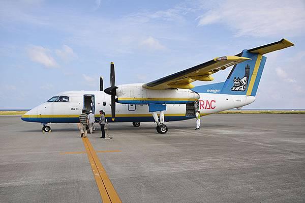 琉球航空的飛機