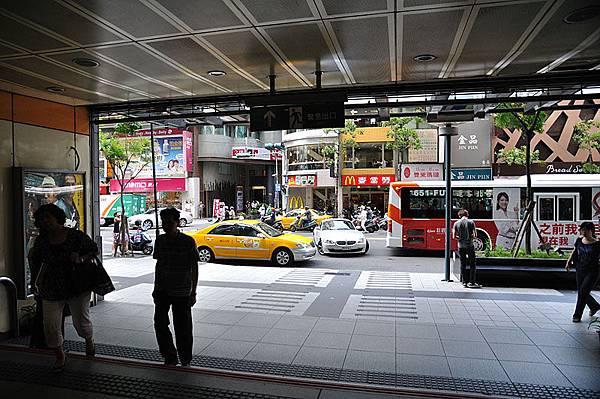 永安市場捷運站