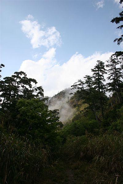 山上的風景怎麼拍都美