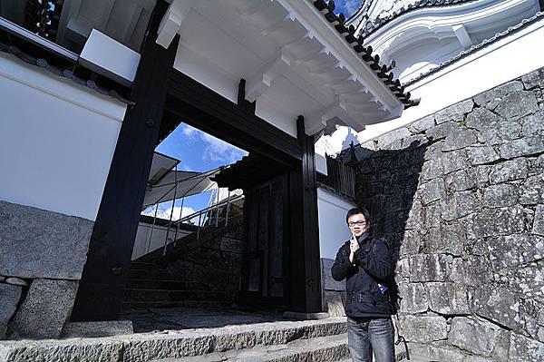 上野城門口