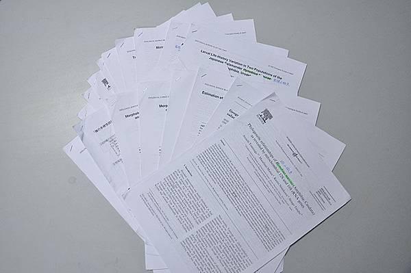 參考的paper們