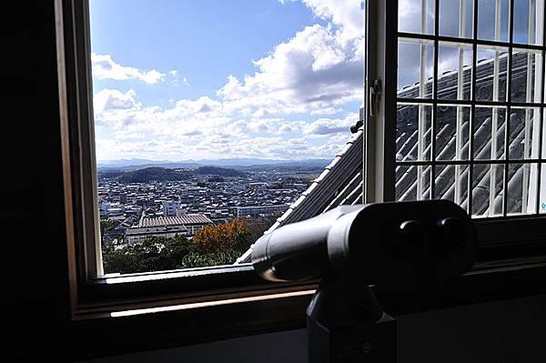 上野城三樓