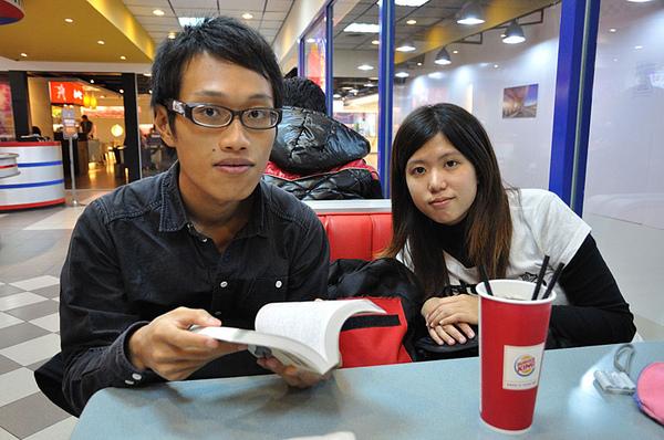 機場漢堡王吃中餐