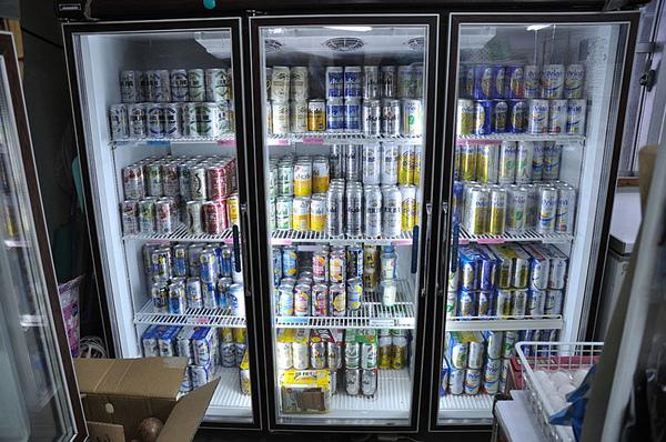 三個冰櫃的酒!!