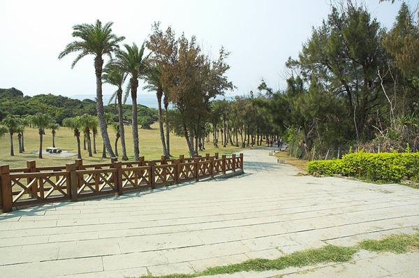 鵝鸞鼻公園的步道