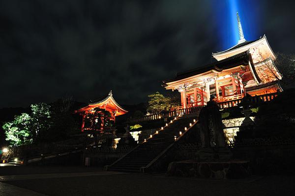清水寺前庭