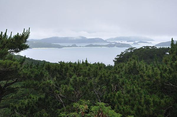 附近的一些島嶼(慶良間列島)