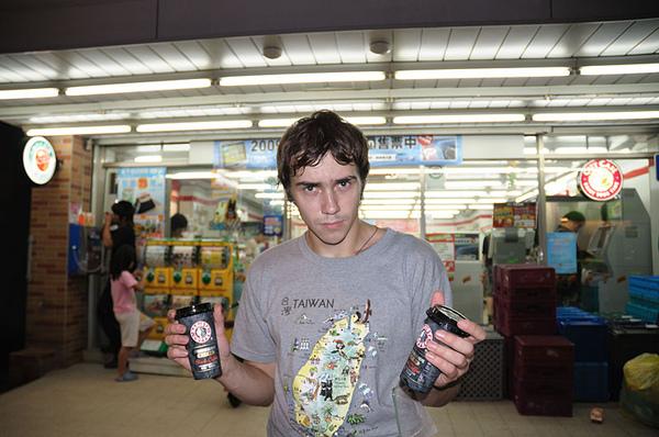 Nick和黑咖啡XD