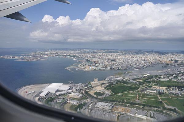 再見了,美麗的沖繩!!