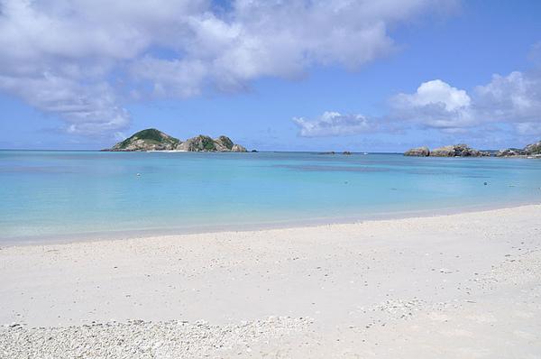 超棒的海灘!!