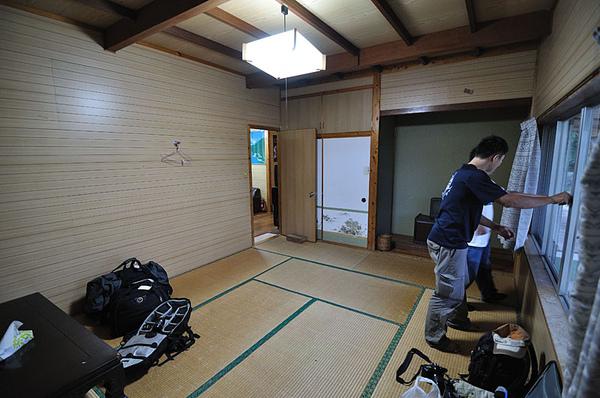 最大間的臥室