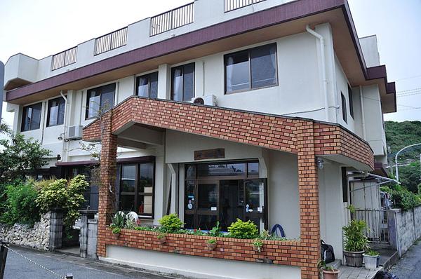 這是我們住的民宿:民宿けらま荘(Kerama Inn)