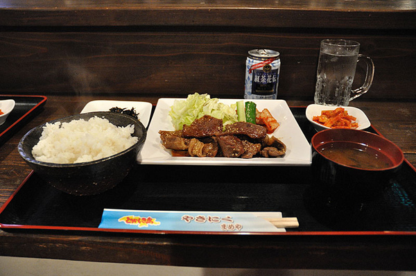 燒肉定食!!