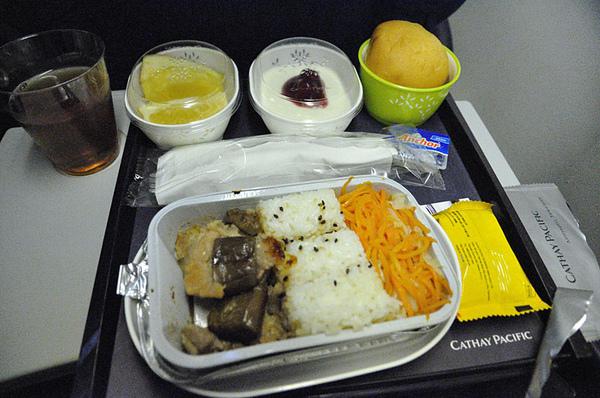 威廷的飛機餐