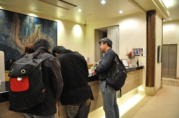 到達Sanda Summit Hotel(三田サミットホテル)