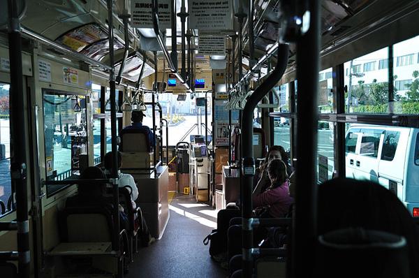 日本的公車