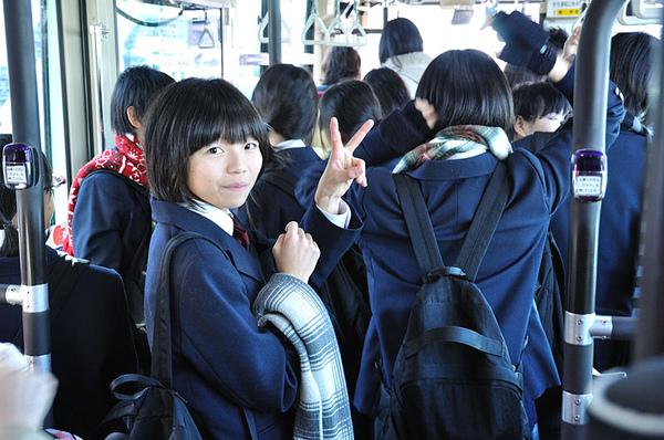 熱情的日本國中妹