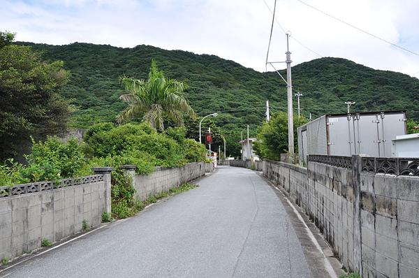 阿波連村街景
