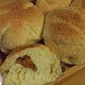 香榭柿餅麵包