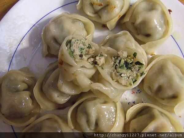 上海菜肉餛飩水餃 007