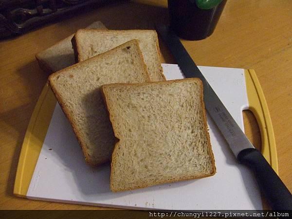 50%全麥吐司麵包 024