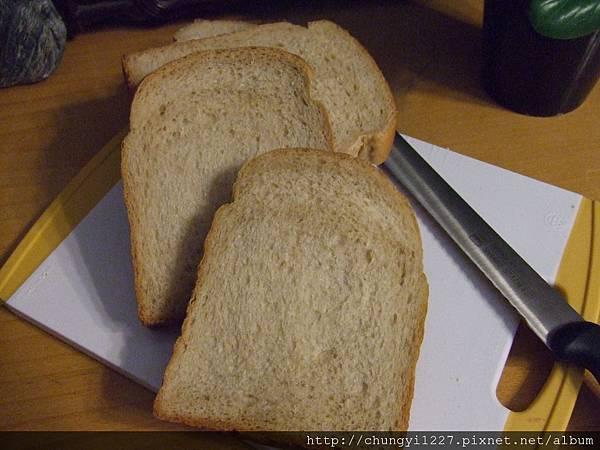 50%全麥吐司麵包 026