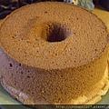 香焦蓬萊米戚風蛋糕 005