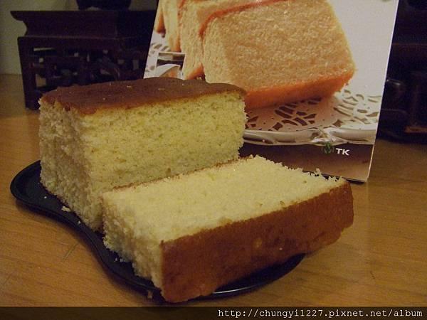 古典蜂蜜蛋糕 012
