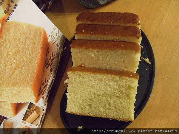 古典蜂蜜蛋糕 017