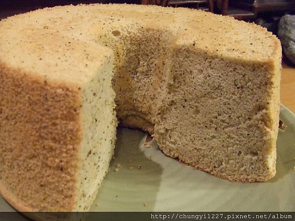 伯爵紅茶戚風蛋糕 007