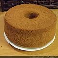 紅香米戚風蛋糕 004
