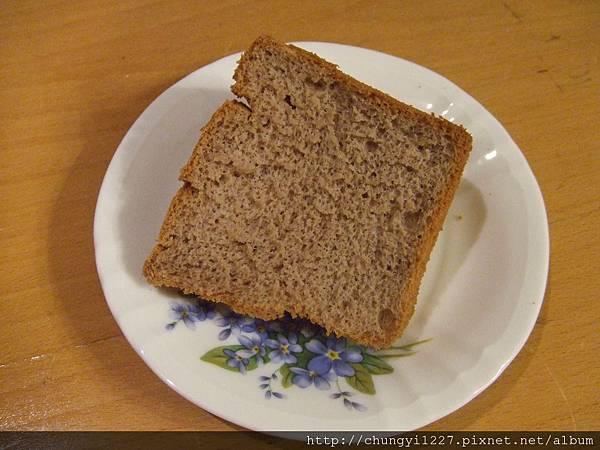 紅香米戚風蛋糕 006