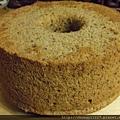黑芝麻糙米戚風蛋糕 001