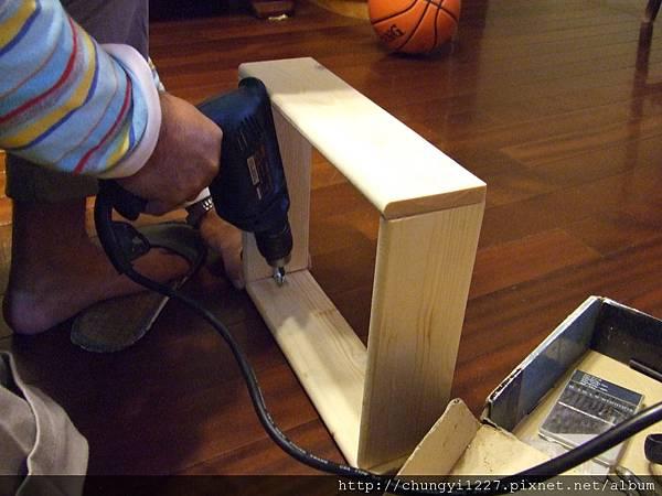 蜂蜜蛋糕木框DIY 002