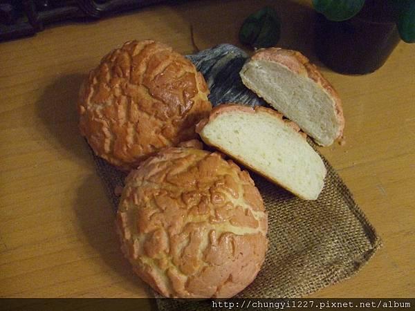 菠蘿小烏龜麵包 007