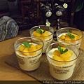 芒果奶酪by孟老師的甜點杯 004