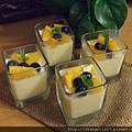 芒果奶酪by孟老師的甜點杯 009