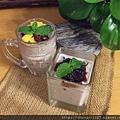 藍莓桑葚布丁~藍莓芒果布丁 002