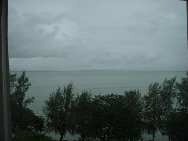 海洋好阔。