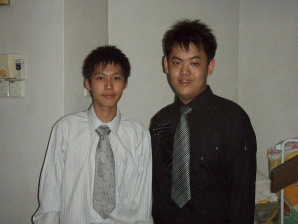 Me and Chung Kiat