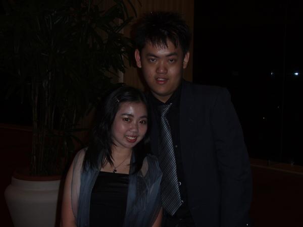 Me and Hui Wen