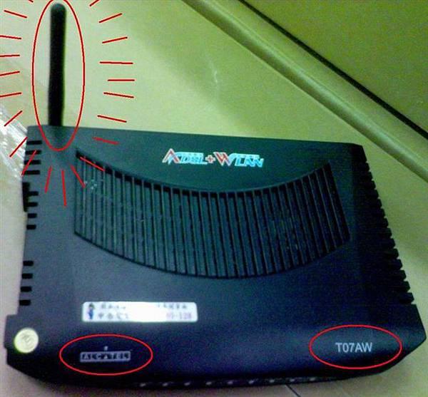 Alcatel 型號T07AW