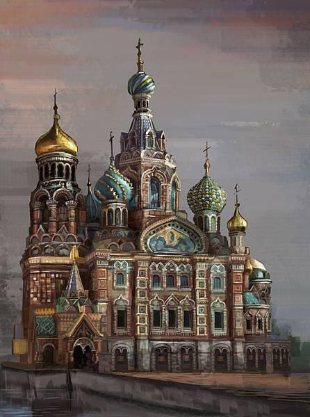 聖彼得堡 基督流血大教堂.jpg