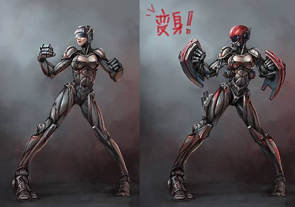 robot girl4